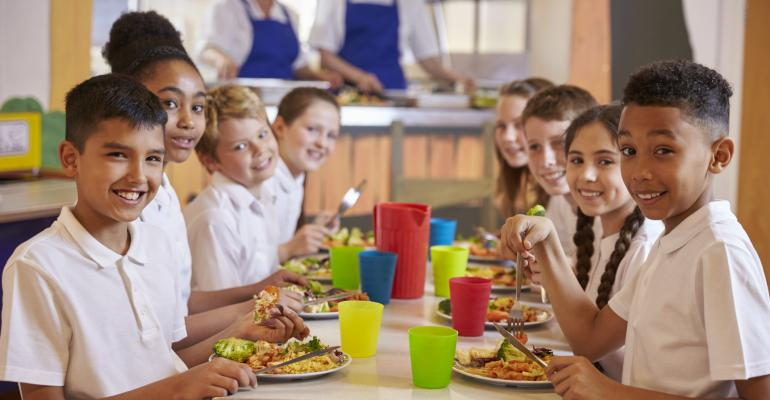 Charter school executive leaves position to tackle school food
