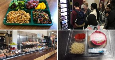 The most popular stories in K12 nutrition this year including ramen, food waste, pizza for lunch and more.
