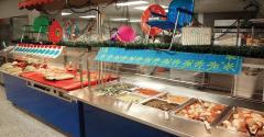 gwinnett lunch cafeteria