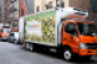 FreshDirect delivery truck-New York City