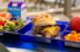 Greenville County (S.C.) Schools' short rib slider with caramelized onions