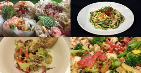 healthy menu items gallery