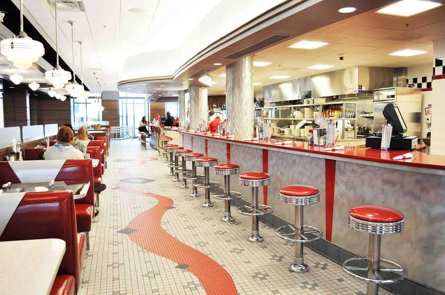 Sloopy's Diner at Ohio State University