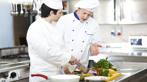 School Food Service Managers