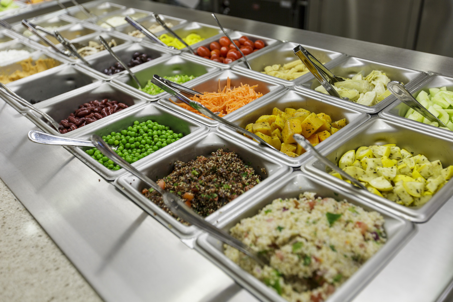 UK Hospital opens spectacular new dining court | Food ...
