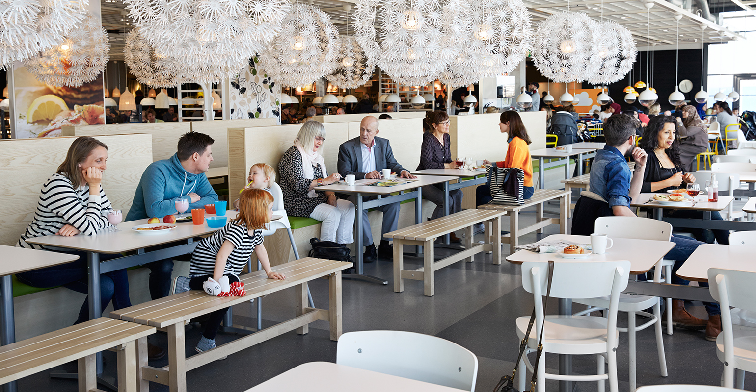 ikea restaurants offer house prepped food and customer On ikea san francisco delivery