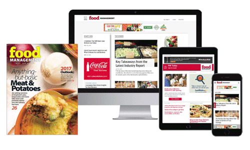 Advertise With Food Management Food Management