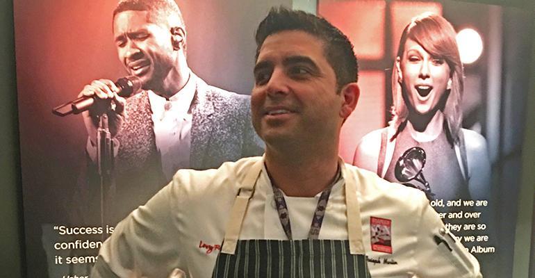 Chef Joseph Martin