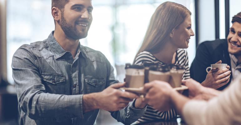 Craft-made specialty beverages hit the mark for millennials