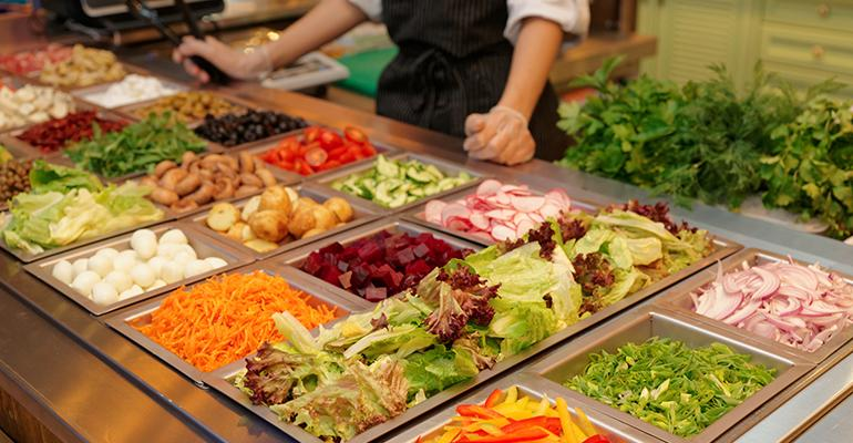 5 Things Salad Bars From Lettuce Shortages To Protests