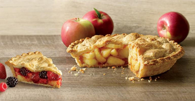 Consumers love pie
