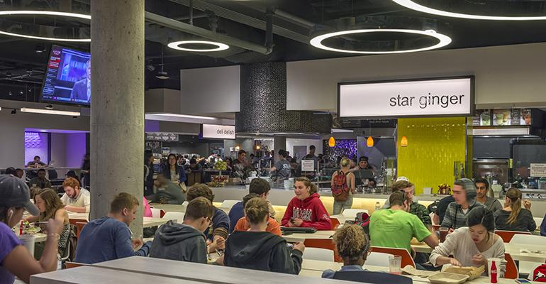 UMass Dining does more than serve meals