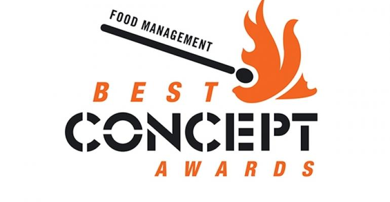 best concept awards