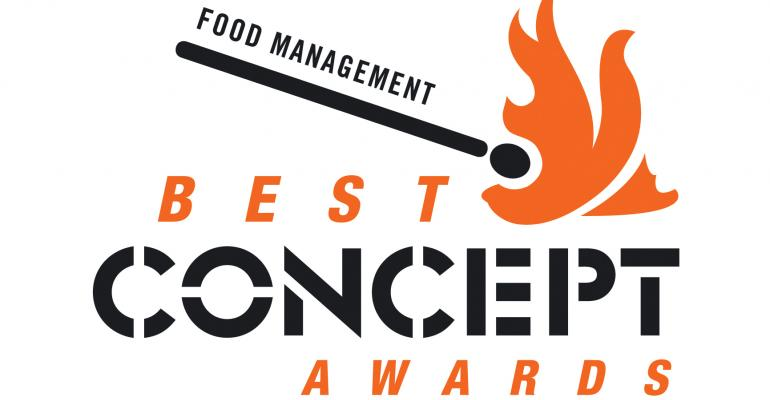 Food Management names 2016 Best Concept Award winners