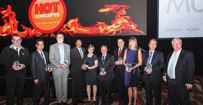 FM Best Concept Winners Honored at MUFSO