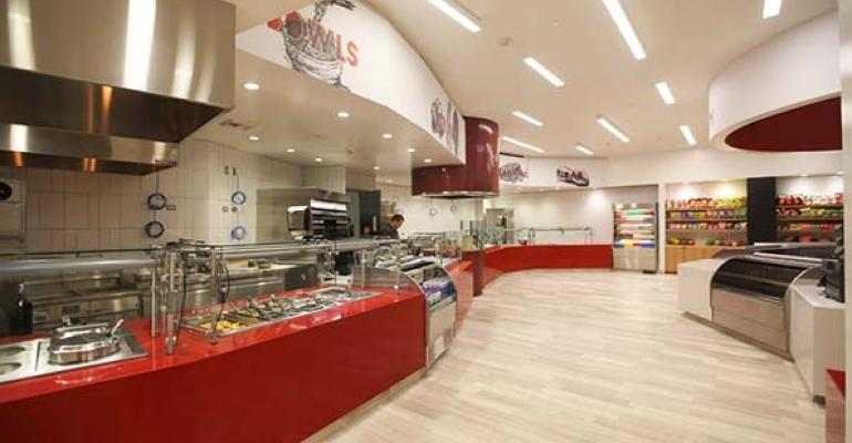 USC opens Asian-inspired dining hall