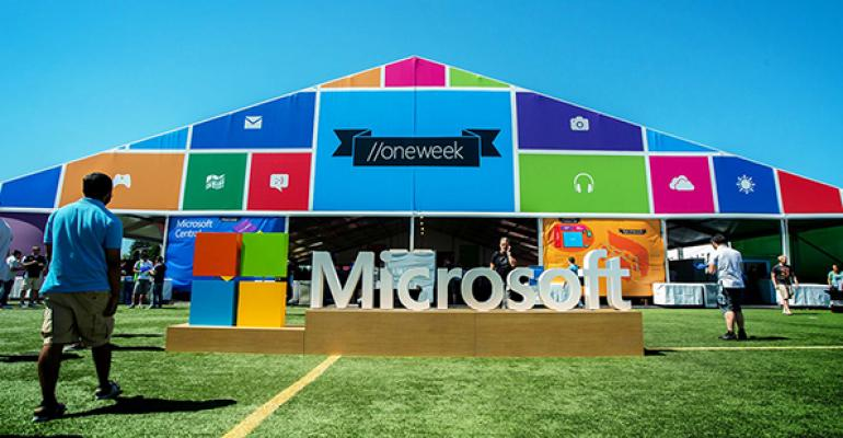 Take a peek at Microsoft's new menu items