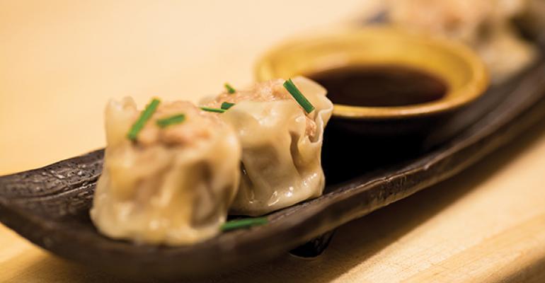 How to Make Pork and Shrimp Siu Mai