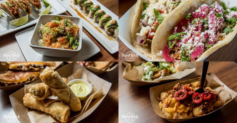 15 totally rockin' new menu items for Miami Dolphins games