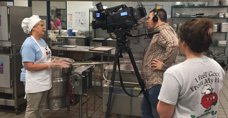 randolph county schools kitchen