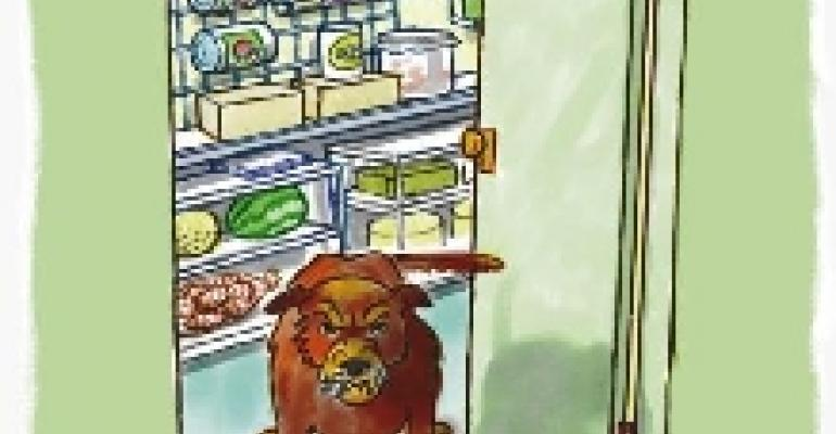 Guarding against storeroom theft
