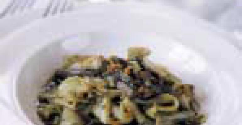 Papardelle Al Ragu Di Anitra (Wide Noodle Pasta with Duck Ragu)