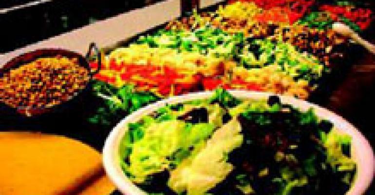Reinventing Salad