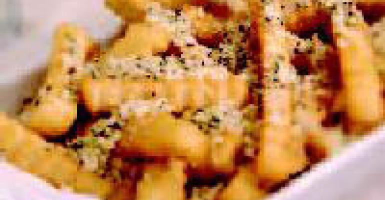 Formaggio Fries