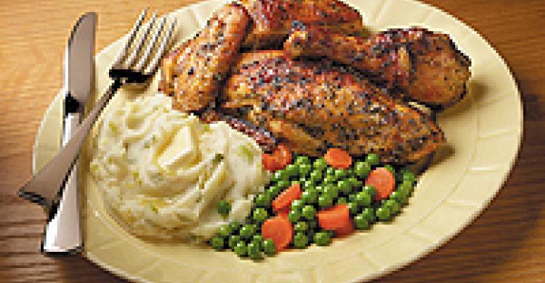 Pierce Chicken