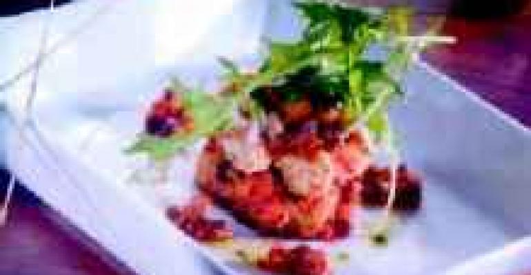 California Raisin Pan-Seared Chile Chicken Breast