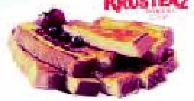 New Krusteaz French Toast Sticks