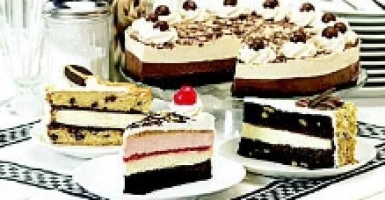 Soda Shoppe Desserts