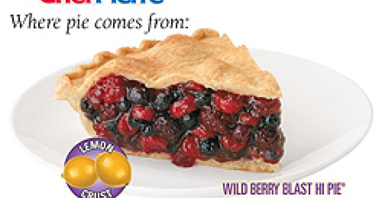 ALL-NEW FLAVOR FUSION PIES BLEND A VARIETY OF ON-TREND FLAVORS THROUGHOUT, EVEN IN THE CRUST