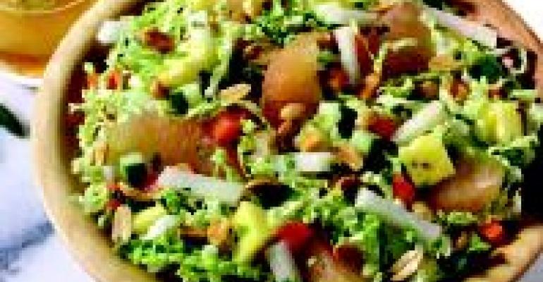Indonesian Style Salad