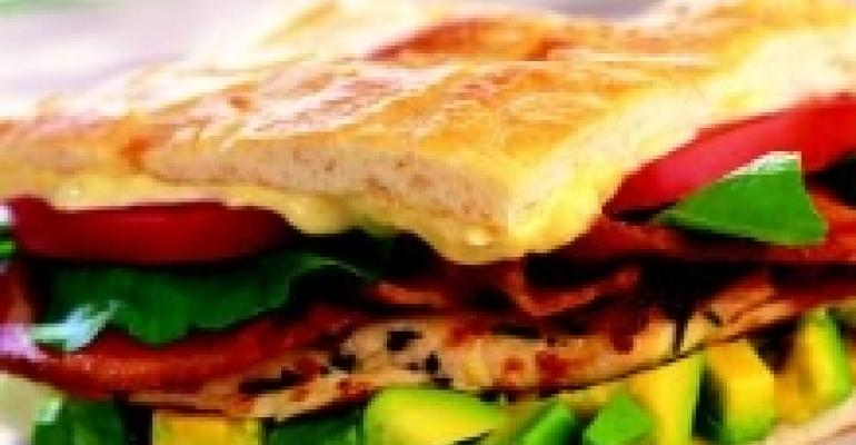 Peperonata Cheese Steak Sandwich