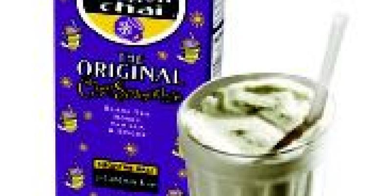 The Original Chai Tea Smoothie
