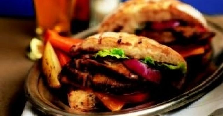Steakhouse Pot Roast Sandwich