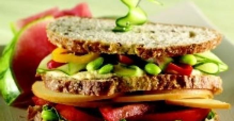Smoked Gouda Sandwich
