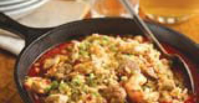Shrimp and Chicken Jambalaya