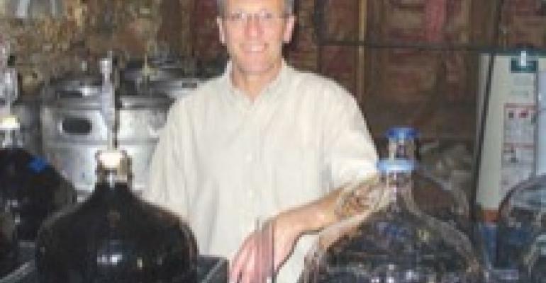 The Amazing Cider man