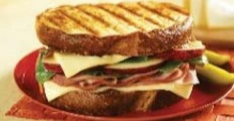 Sharp Sweet Ham & Cheese
