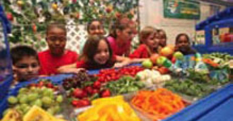 2008 Love Your Veggies Campaign Announced
