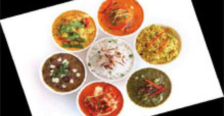 India: Cuisine of Spice