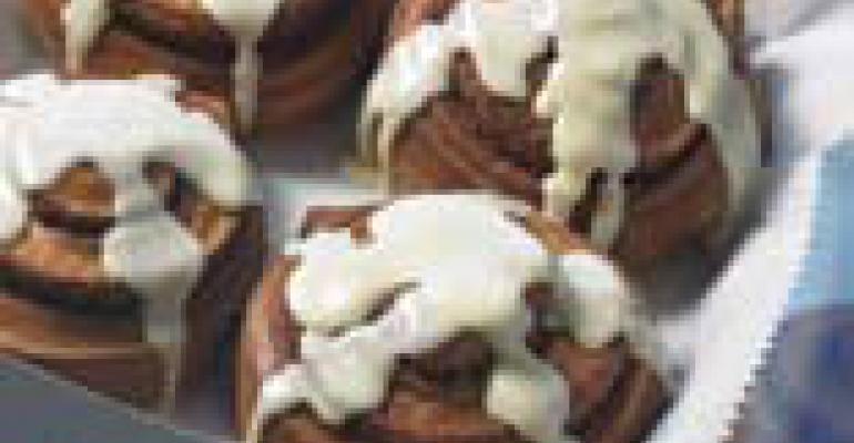 Pre-Proofed Cinnamon Rolls