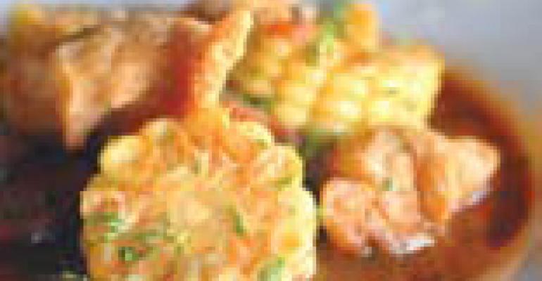 Parkhurst Launches Healthy Global Cuisine Program