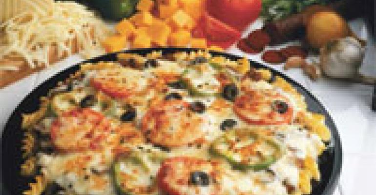 Wisconsin Pasta Pizza