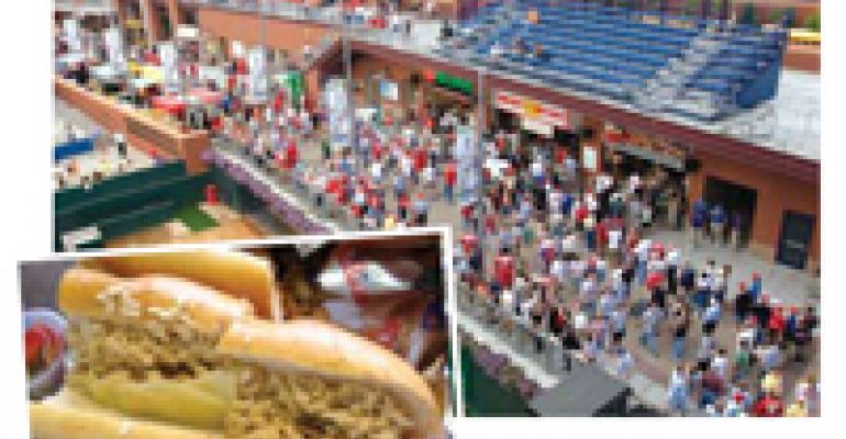 Phillies Ballpark Named Most Veg-Friendly Again
