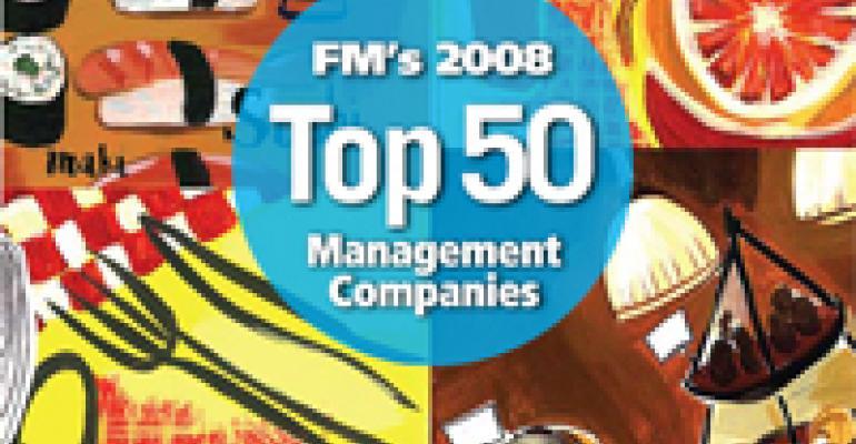 FM's 2008 Top 50 Management Companies