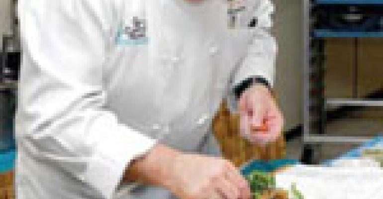Guest Chef: A Hospital Chef in Words and Deeds