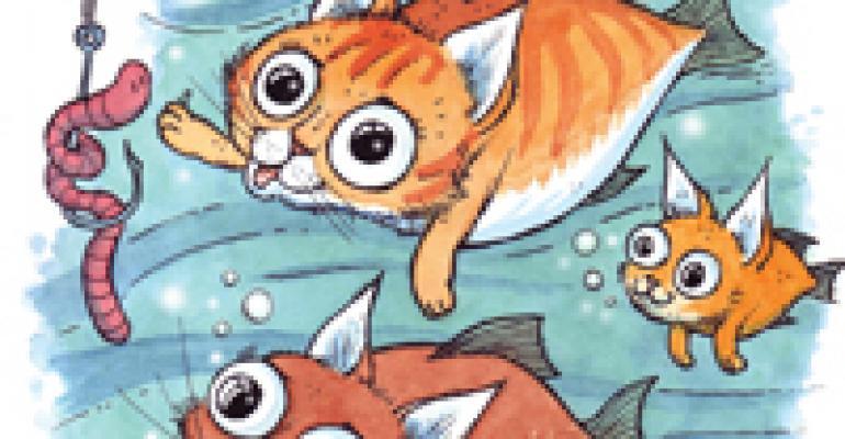 Charlie the Sea Kitten?